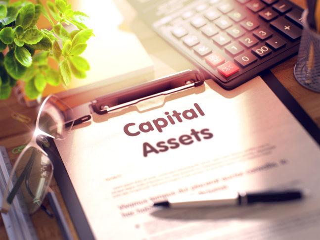 capital assets